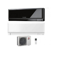Mitsubishi Electric MSZ-EF42VE2W-B